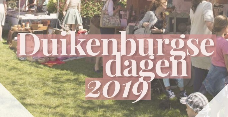 Duikenburgse Dagen 2019 Rosedale  collections