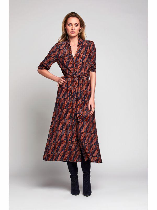 Mart Visser jurk Rosedale collections