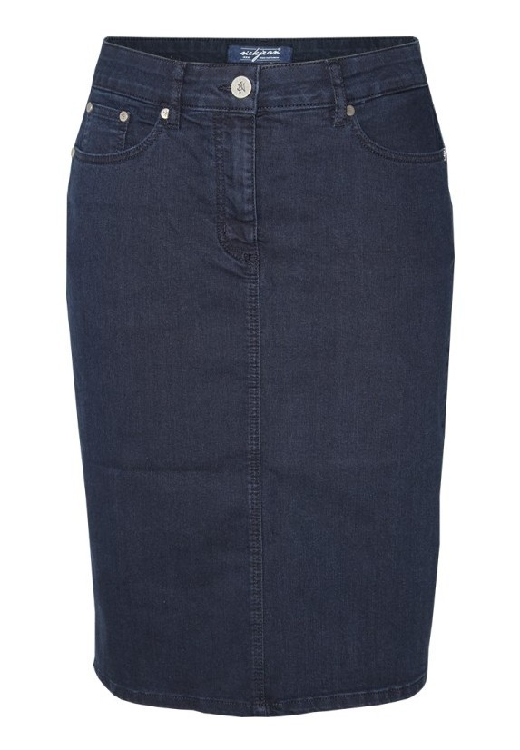 Rok Claudia Long denim